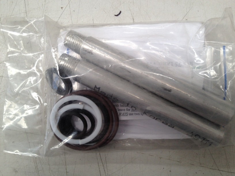 HyDrive Seal Kit - 211BH Complete