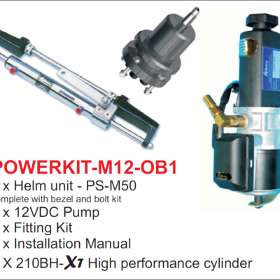 HyDrive Power Kit w/ Cylinder